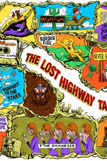 The Lost Highway Tapes