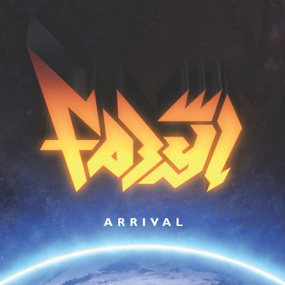 """cover artwork for the Fabyl various artists compilation album """"Arrival"""""""
