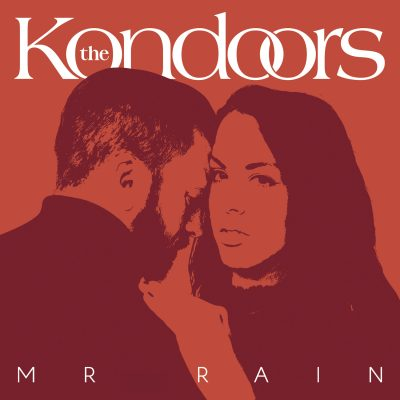 """cover art from the 2020 single release of the Kondoor's """"Mr Rain"""" on Fabyl"""