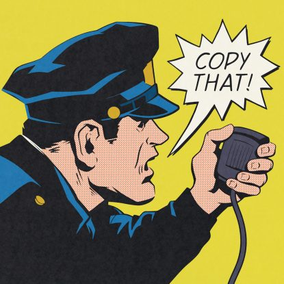 """cover artwork for the 2020 single release of Bronx Slang's """"Copy That"""" on Fabyl"""