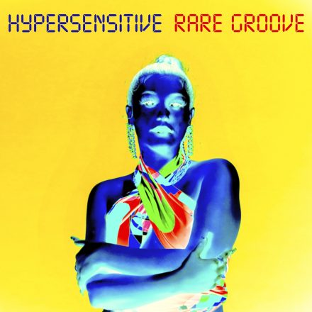 """cover art for the 2021 single release of """"Hypersensitive (Nick Faber Remix)"""" on Fabyl"""