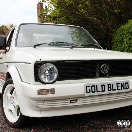 """cover art from the 2021 Gold Blend single release """"Windows Down"""" on Fabyl"""