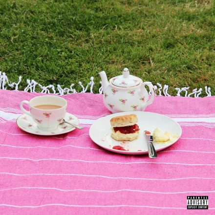 """cover art from the 2021 Gold Blend single release """"I'm Scone"""" on Fabyl"""